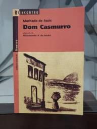 Título do anúncio: Livro - Dom Casmurro - Coleção Reencontro - Machado de Assis - Brochura -