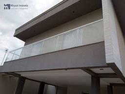 Título do anúncio: Sobrado com 2 dormitórios à venda, 59 m² por R$ 260.000,00 - Tupi - Praia Grande/SP