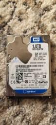 HD 1TB para Notebook