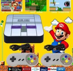 Video game retro mais de 8500 jogos