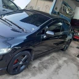 Honda Civic lxs 1.8 16v aut 4p