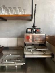 Título do anúncio: Máquina Seladora De Bandejas - Delpak