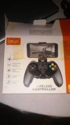 Título do anúncio: Controle de vídeo game