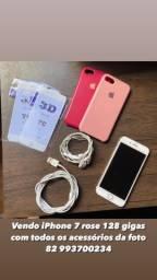 Título do anúncio: iPhone 7 128