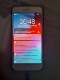 Título do anúncio: Iphone 6 plus 16g saúde 92%