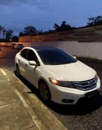 Título do anúncio: Honda City lx automático 2014/2014