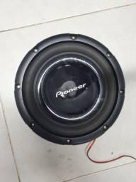 Título do anúncio: Auto falante 12 Pioneer + Módulo Corzus