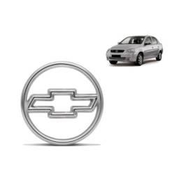 Título do anúncio: Emblema Tampa Traseira Corsa Sedan Cromado 2002 Até 2007