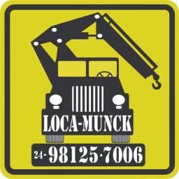 Título do anúncio: Aluguel de Caminhão Munck VR Frete em Barra Mansa Sul fluminense c Cesto Aéreo Duplo
