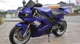 Yamaha r1 2001 top