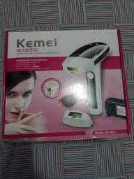 Título do anúncio: Laser Depilador de Luz Pulsada Kemei KM-6812