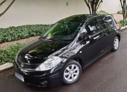 Título do anúncio: Nissan Tiida SL 2008 1.8