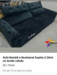Título do anúncio: RETRÁTIL E RETRÁTIL  RECLINÁVEL EM PROMOÇÃO DIRETO DA FÁBRICA DBOX