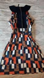 Título do anúncio: Vendo esse vestido nunca usado!