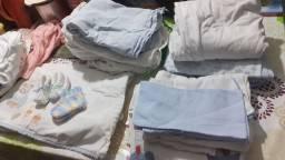 Lotinho de lençóis de berços