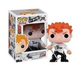Funko Pop Johnny Rotten Sex PIstols punk rock sid vicious ramones - Entrega Gratis!