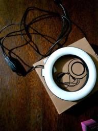 Luz led de 6 polegadas