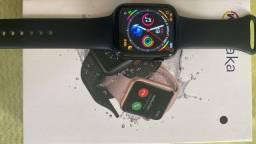 Título do anúncio: Smart Watch Iwo 12 Lite W26 Serie 6 Tela Infinita