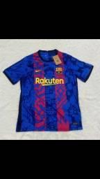 Título do anúncio: Camisas de time malha Tailandesa