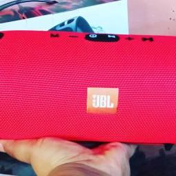 Caixa de som XTREME2 JBL com ombreira