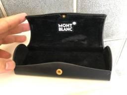 Título do anúncio: Caixa de óculos Mont Blanc original