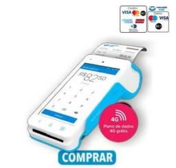 Maquineta point smart imprime