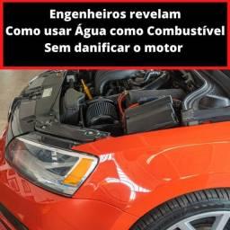 Título do anúncio: SEU CARRO MOVIDO A ÁGUA - MUITO MAIS ECONOMIA