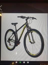 Título do anúncio: Bike de Exposição Nunca Usada