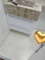 Título do anúncio: Gabinete de banheiro