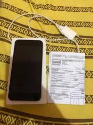 iPhone 6plus na caixa com nota fiscal !