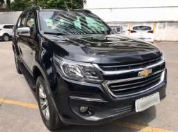 Título do anúncio: Chevrolet Trailblazer LTZ 2.8 - 2017 - BLINDADO INBRA