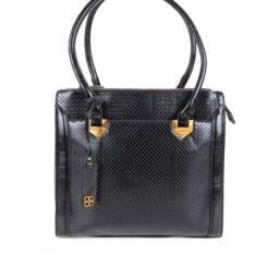 Bolsa Chenson com alça dupla feminina preto