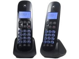 Título do anúncio: Telefone Sem Fio Motorola 01 Ramal-voz Moto750-Bivolt