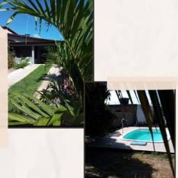 Título do anúncio: Cantinho da Vovó Rita ( casa com piscina)