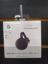 Título do anúncio: Google Chrome cast 3