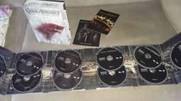 Livros,hqs,dvdsbox e muito mais, game of trones,matrix,Harry Potter,crepúsculo