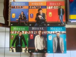 Dr. House (1-6 temporada) BOX