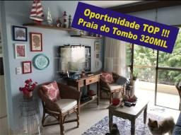 Título do anúncio: Apartamento na Praia do Tombo - Guarujá - SP
