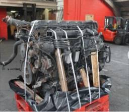 Motor Scania 124 420