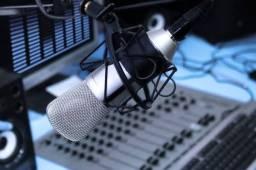 Título do anúncio: Gravação em áudio