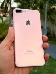 Título do anúncio: Iphone 7 Plus 32gb - Rosegold