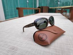 Ray Ban Jackie Ohh Rb4101 710 Marrom tortoise original