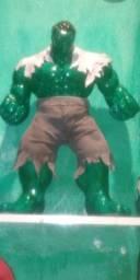 Título do anúncio: Hulk resinado 45 centimetro de atura pra quem Quer colecionar