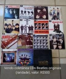 Vendo coletânea CDs Beatles originais