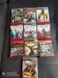 Jogos PS3 ótimo Estado