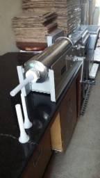 Canhão para encher línguiça.capacidade de 10 kg