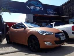 Veloster Bronze, carro impecável - 2013