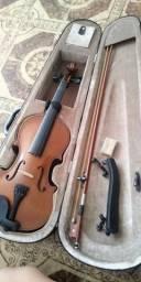Violino COMPLETO (passa no cartão)