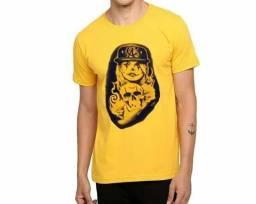 Camisetas no atacado barata qualidade