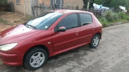 Vende-se/troca Peugeot 206 2007 - 2007